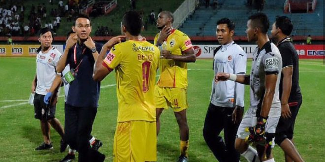 Muchnedi Mahzareki Ishak Mekki mantan Asisten Manajer Sriwijaya FC. FOTO : VIRALSUMSEL.COM