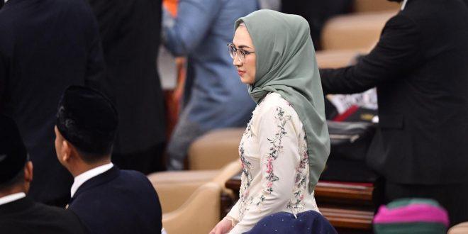 Amaliah Sobli S,KG, MBA Anggota DPD RI Dapil Sumsel. FOTO : VIRALSUMSEL.COM