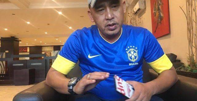 Salahuddin kandidat pelatih Sriwijaya FC. FOTO : NET