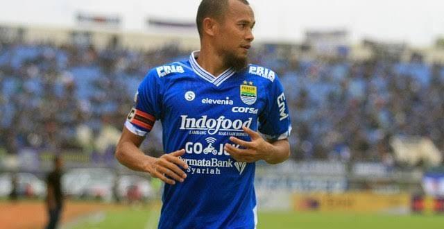Supardi Nasir bek Persib bersedia gabung Sriwijaya FC. FOTO : NET