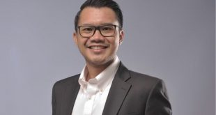 Taufik Artama Sekretaris DPC Partai Demokrat Kabupaten Ogan Ilir. FOTO : VIRALSUMSEL.COM