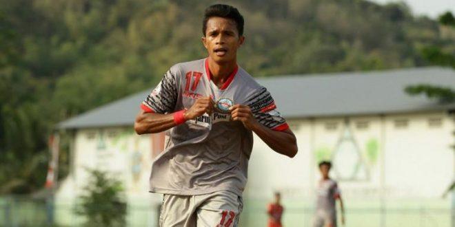 Rifan Nahumarury klaim didekati Sriwijaya FC. FOTO : ISTIMEWA