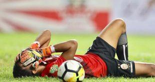 Teja Paku Alam mantan penjaga gawang Sriwijaya FC dikabarkan pindah ke Persib Bandung. FOTO : IG