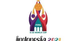 Logo Piala Dunia U-20 tahun 2021. FOTO : ISTIMEWA