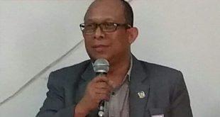Aliyudin Asral PLT Ketua Umum KONI Kota Palembang. FOTO : VIRALSUMSEL.COM