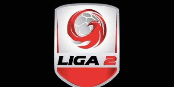 Logo Liga 2 musim kompetisi 2020. FOTO : IST