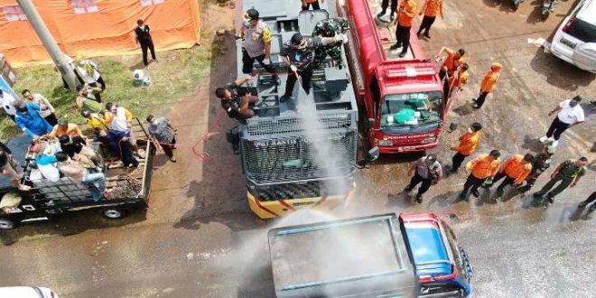 Bupati Muba DR Dodi Reza Alex kucurkan dana Rp 500 M untuk antisipasi corona. FOTO : VIRALSUMSEL.COM