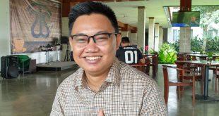Hidayat manajer Muara Enim Selection. FOTO :VIRALSUMSEL.COM