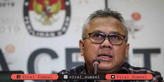 Arif Budiman kertua Komisi Pemilihan Umum. FOTO : NET