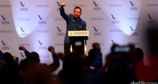 Agus Harimurti Yudhoyono Ketua Umum Partai Demokrat. FOTO : DETIK