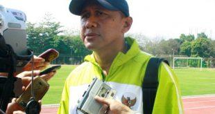 Rahmad Darmawan pelatih Timnas Indonesia 2013. FOTO : ISTIMEWA