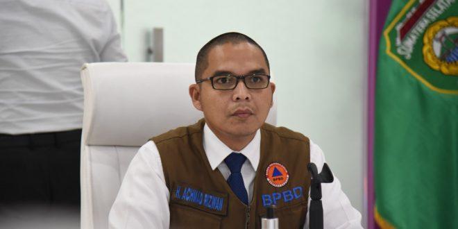 Kepala Dinas Kominfo Sumsel H. Achmad Rizwan S.STP MM. `FOTO : VIRALSUMSEL.COM