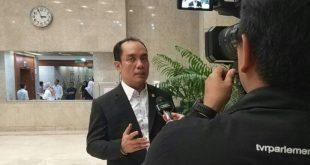 Fauzi H Amro Anggota DPR RI Fraksi Nasdem. FOTO : VIRALSUMSEL.COM