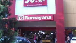Ramayana Palembang. FOTO : IST