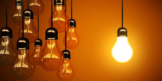 Ilustrasi lampu PLN. FOTO : NET