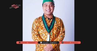 Ketua Umum HMI Cabang Palembang, M Sigit Muhaimin. FOTO :VIRALSUMSEL.COM
