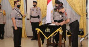 AKBP Efranedy, SIK menjabat sebagai Kapolres Musi Rawas. FOTO : VIRALSUMSEL.COM