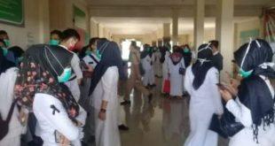Tenaga Medis RSUD Kabupaten Ogan Ilir. FOTO : ISTIMEWA