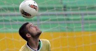 Diego Michiels pemain naturalisasi pertama di Sriwijaya FC. FOTO : NET