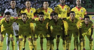 Starting eleven Sriwijaya FC pada kompetisi TSC 2016. FOTO : DOK SFC