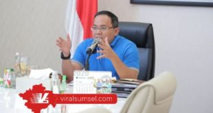 Dr H Dodi Reza Alex Bupati Kabupaten Musi Banyuasin. FOTO :VIRALSUMSEL.COM