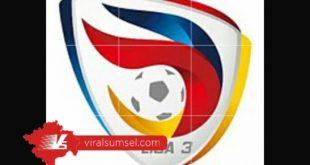 Logo Liga 3 . FOTO : VIRALSUMSEL.COM