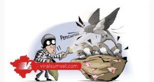 Ilustrasi pencurian sarang burung walet. FOTO :RGOL