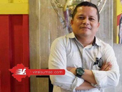 Faisal Mursyid Sekretaris Umum PT Sriwijaya Optimis Mandiri. FOTO :VIRALSUMSEL.COM
