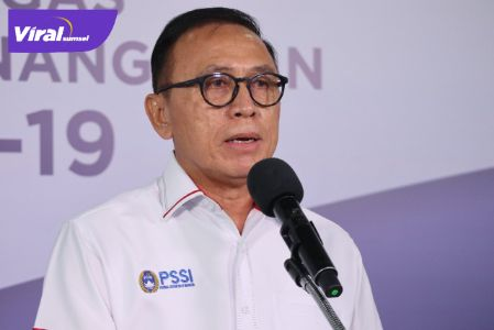 Ketua Umum PSSI Mochamad Iriawan. FOTO :ISTIMEWA