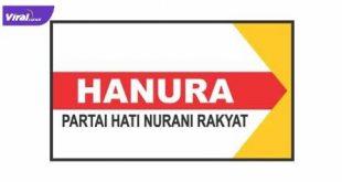 Logo Partai Hati Nurani Rakyat (Hanura). FOTO :VIRALSUMSEL.COM