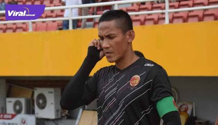 Ambrizal kapten Sriwijaya FC. FOTO : VIRALSUMSEL.COM