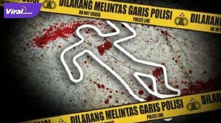 Ilustrasi pembunuhan dengan menggunakan senjata tajam. FOTO : AJN