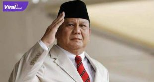 Prabowo Subianto Ketua Umum DPP Partai Gerindra. FOTO : ISTIMEWA