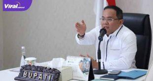 Bupati Musi Banyuasin Dr H Dodi Reza Alex Noerdin . FOTO : VIRALSUMSEL.COM