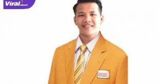 Dedi Busro, SM Sekretaris DPC Partai Hanura Kabupaten Musi Rawas. FOTO :VIRALSUMSEL.COM