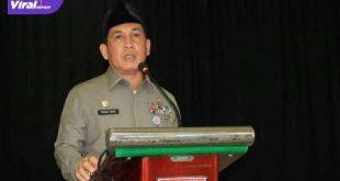 Walikota Lubuklinggau SN Prana Putra Sohe. FOTO :VIRALSUMSEL.COM
