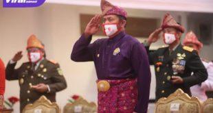Gubernur Sumsel H Herman Deru. FOTO : VIRALSUMSEL.COM