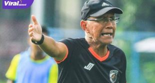 Bambang Nurdiansyah head coach Muba Babel United. FOTO : VIRALSUMSEL.COM