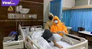 Walikota Lubuklinggau SN Prana Putra Sohe positif COVID-19 dirawat di RS Jakarta. FOTO : VIRALSUMSEL.COM