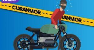 Ilustrasi pencurian sepeda motor.. FOTO : MALANG TIMES
