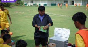 Budiardjo Thalib Pelatih Kepala Sriwijaya FC. FOTO : VIRALSUMSEL.COM