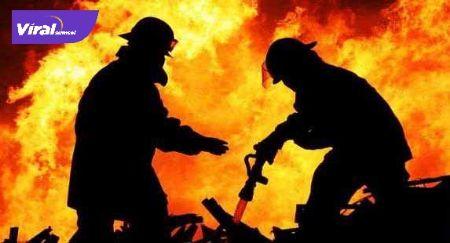 Ilustrasi kebakaran. FOTO : ISTIMEWA