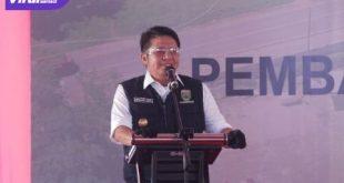 H Herman Deru Gubernur Sumsel. FOTO : VIRALSUMSEL.COM