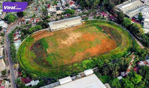 Stadion Kamboja Palembang. FOTO :IG
