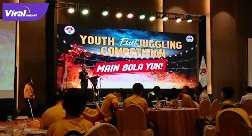 Menteri Pemuda dan Olahraga Republik Indonesia Zainudin Amali. FOTO :VIRALSUMSEL.COM