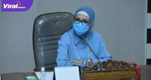 Ketua DPRD Provinsi Sumatera Selatan, Hj Anita Noeringhati. FOTO :VIRALSUMSEL.COM