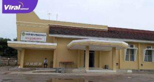 Rumah Sakit Umum Daerah Prabumulih. FOTO :VIRALSUMSEL.COM