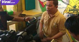 Faisal Mursyid Sekretaris Umum PT Sriwijaya Optimis Mandiri (PT SOM). FOTO :VIRALSUMSEL.COM