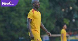 Bruno Casimir saat berseragam Sriwijaya FC. FOTO : GOAL