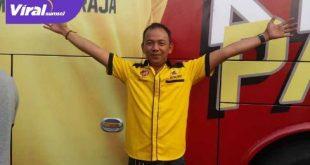 Eddi Ismail Ketua Umum S-MAN. FOTO :VIRALSUMSEL.COM